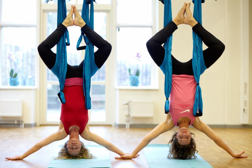 yogawings supta badakonasana