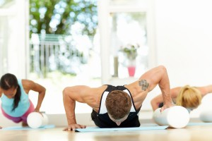 push up rulle pilates complete