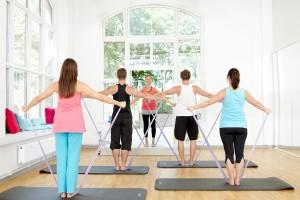 Pilates complete flexband
