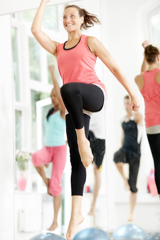Pilates Complete Bosu