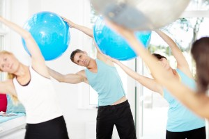 Pilates Complete Boll