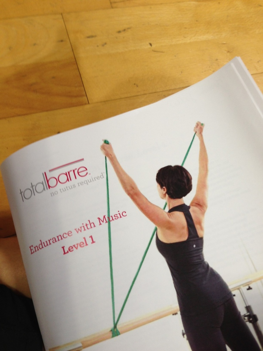total barre stott pilates