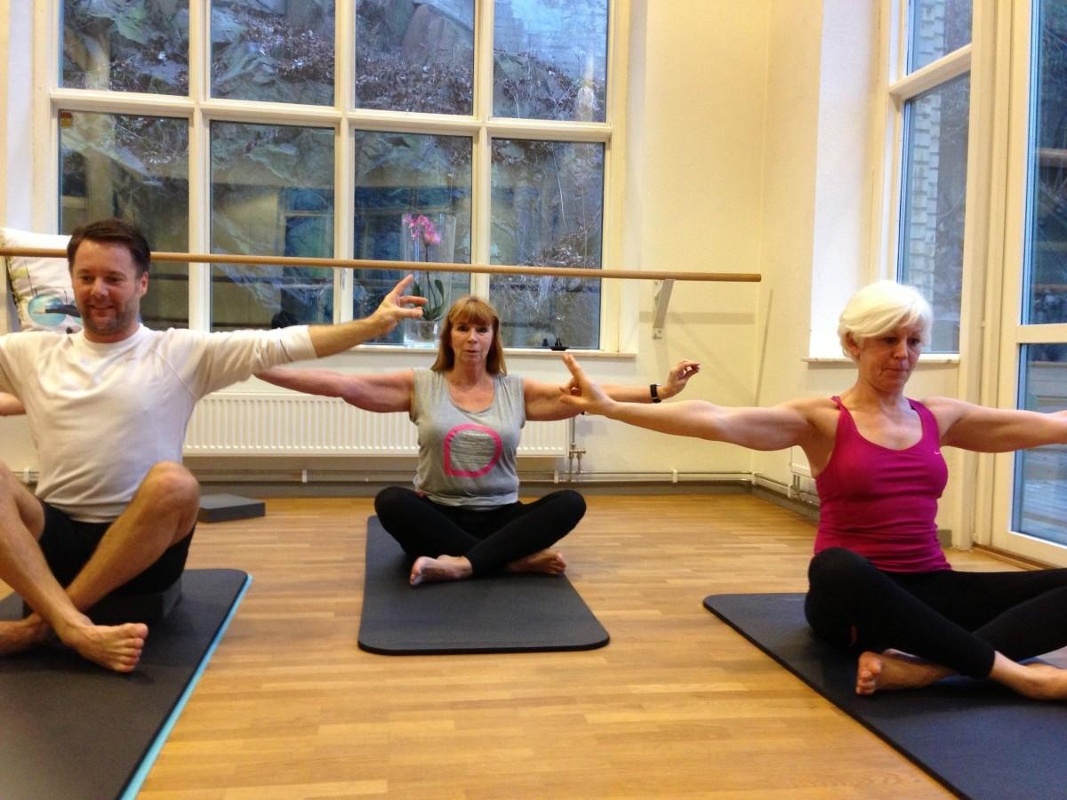 garuda arms pilates complete
