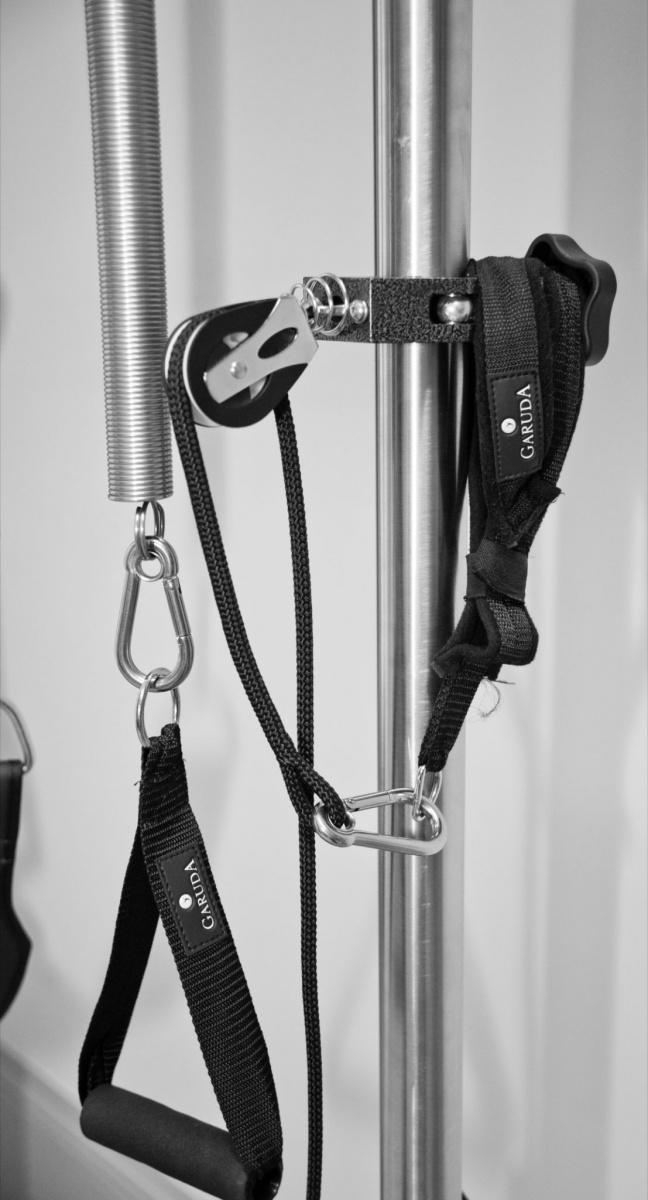 garuda apparatus på pilatescomplete