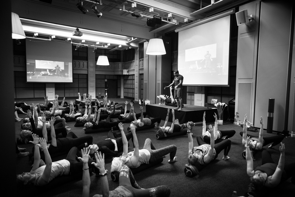 Garuda Inspiration Day 2014 Göteborg