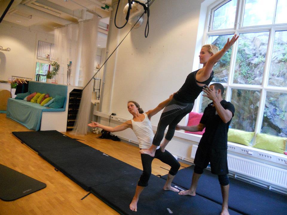 cirkus akrobatik pilates complete