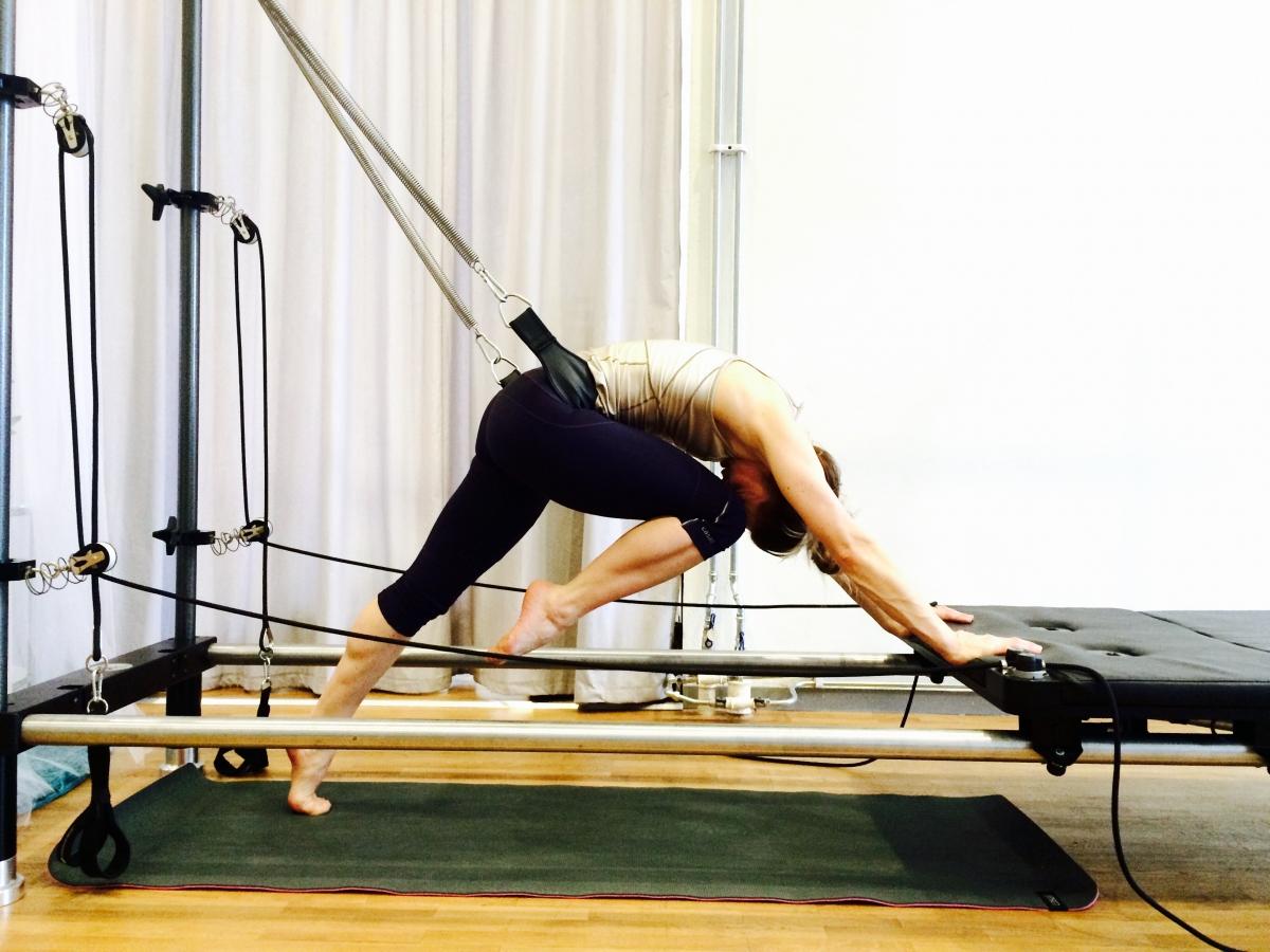 Hanna Lindblad garuda pilates complete