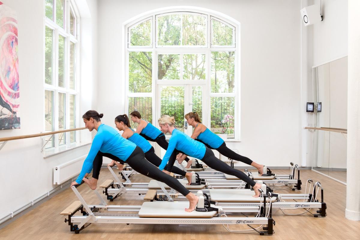 team pilates complete vegafoto - pilates complete - reformer 2
