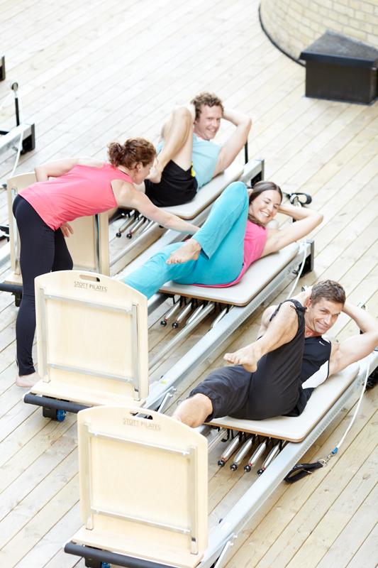 pilates complete reformer jumpboard klass vebredigerad