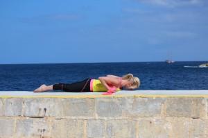 pilates complete breast stroke prep