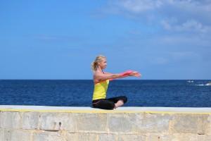 pilates complete scapula isolation