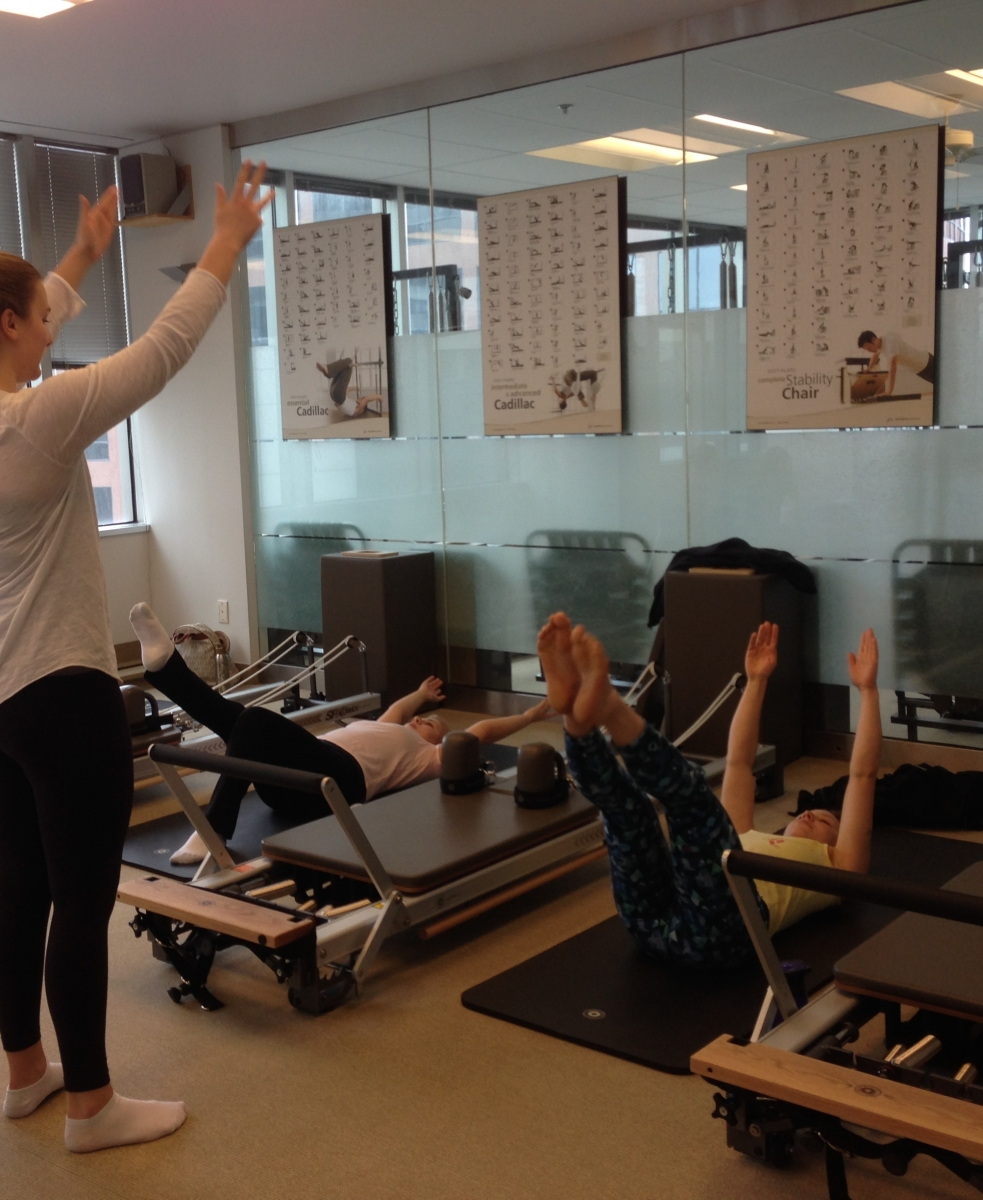 matwork pilates complete