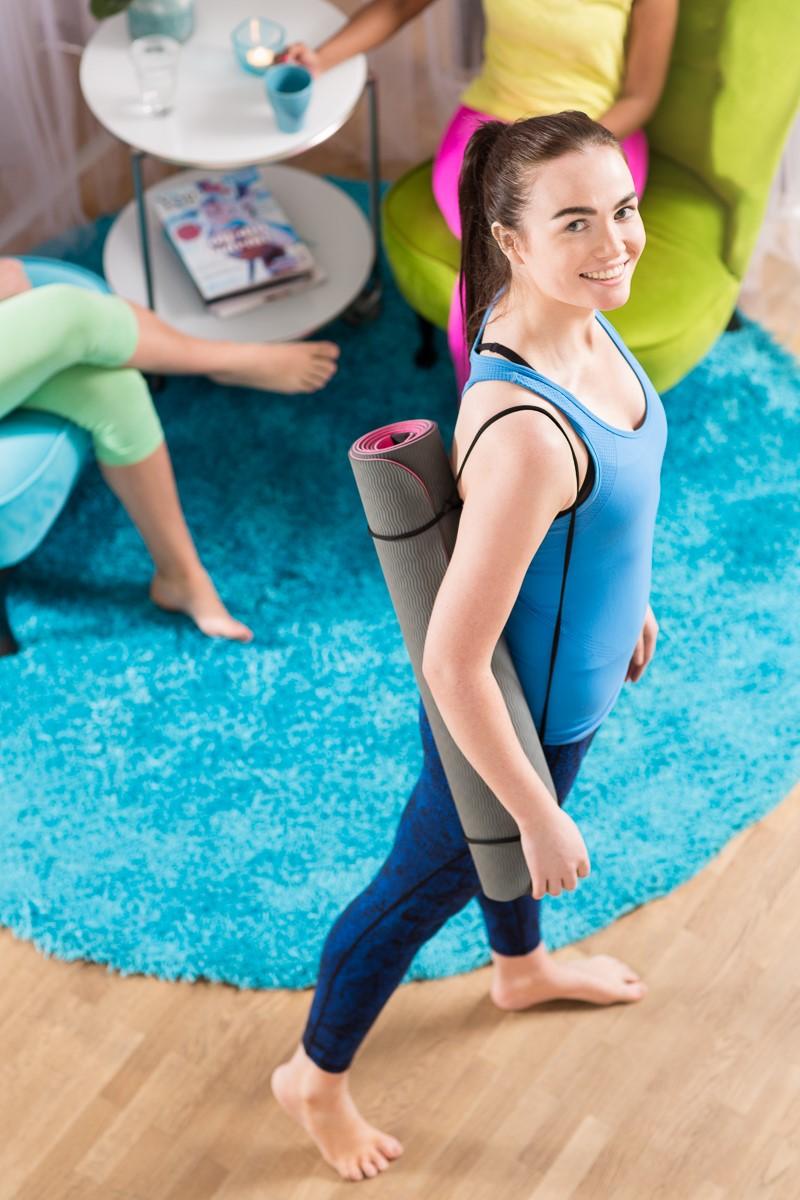 pilates complete lounge yogamatta