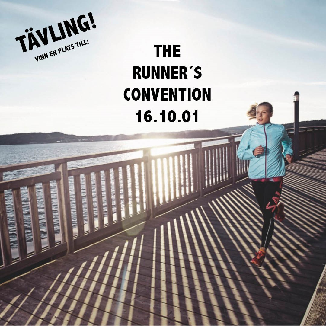 vinnare the runners convention