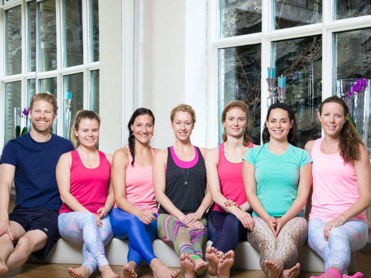 team pilates complete