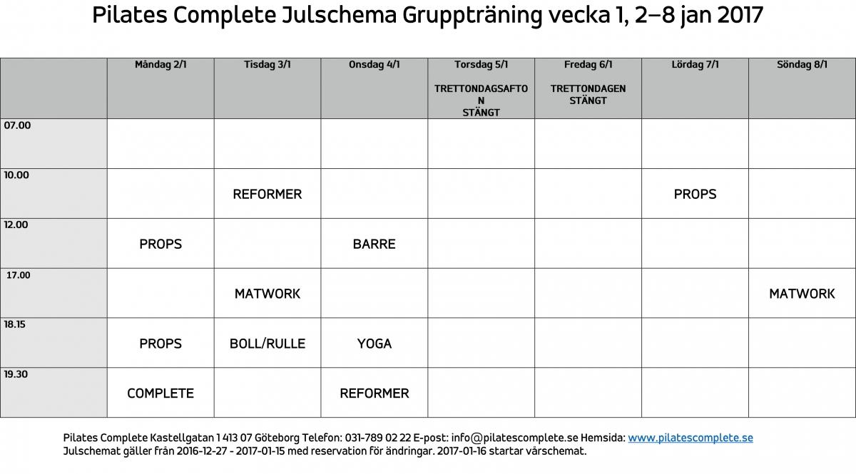 pilates-complete-julschema-grupptraning-vecka-1