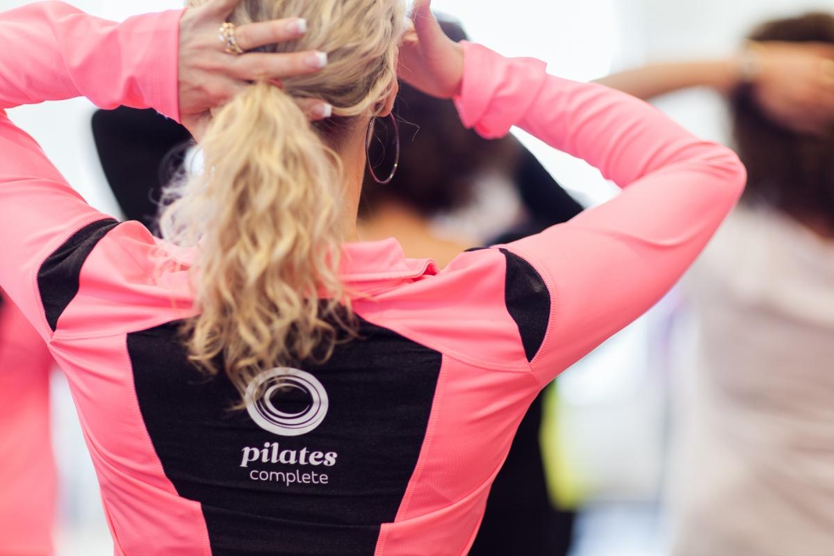 pilates complete spine twist