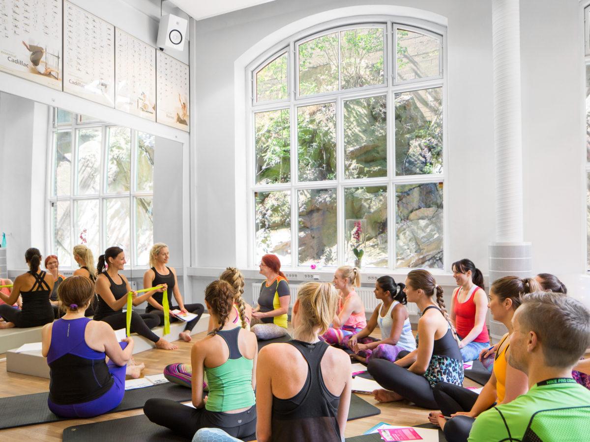Pilates Complete - Friskvård för företag
