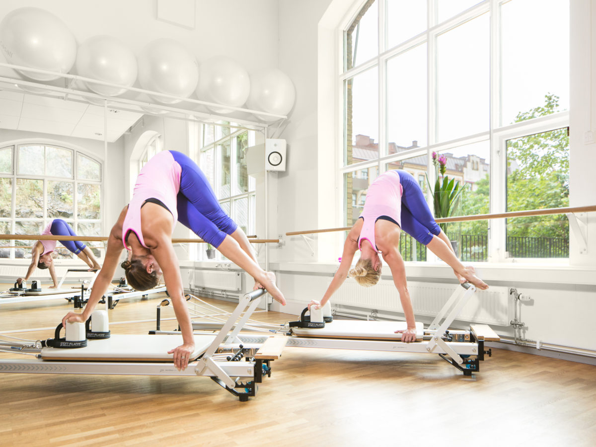 Pilates Complete - Reformer 2