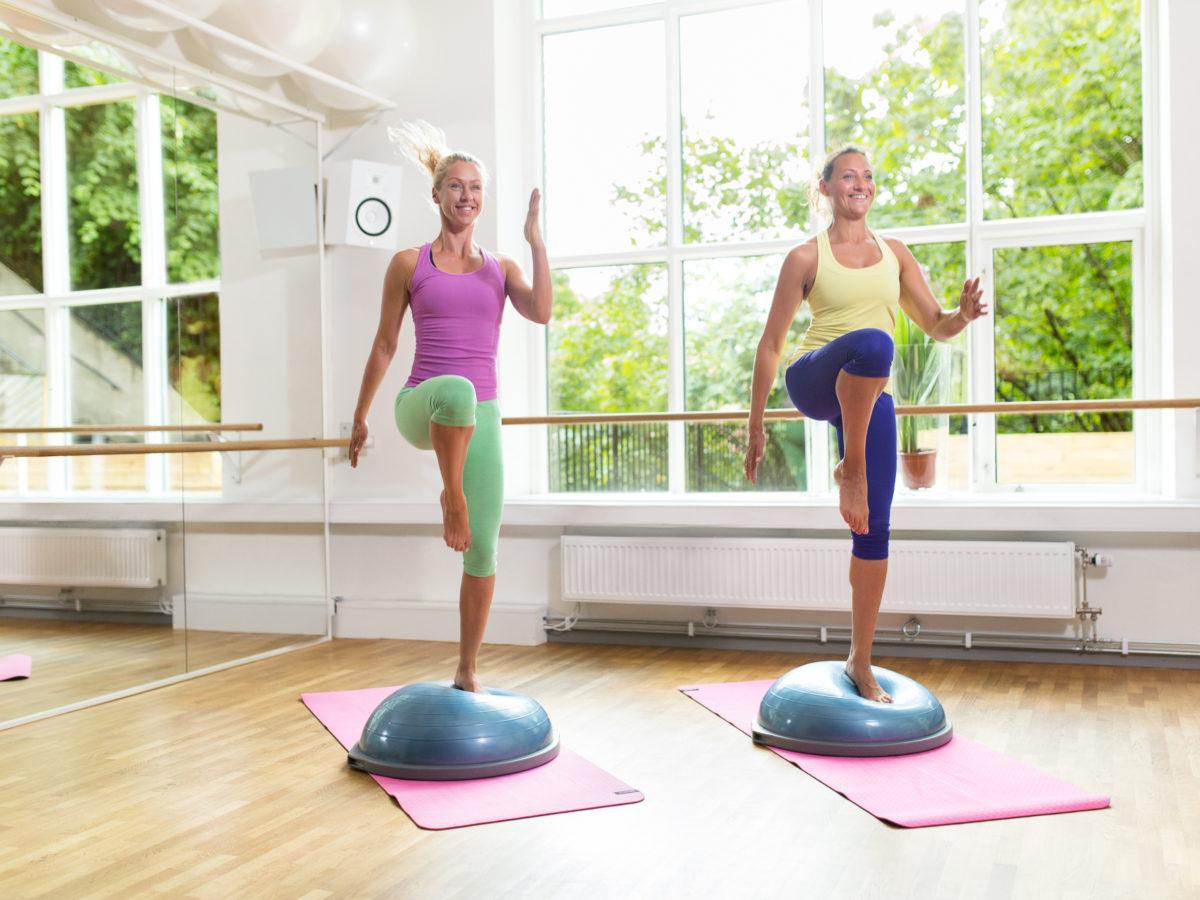 Pilates Complete - Bosu