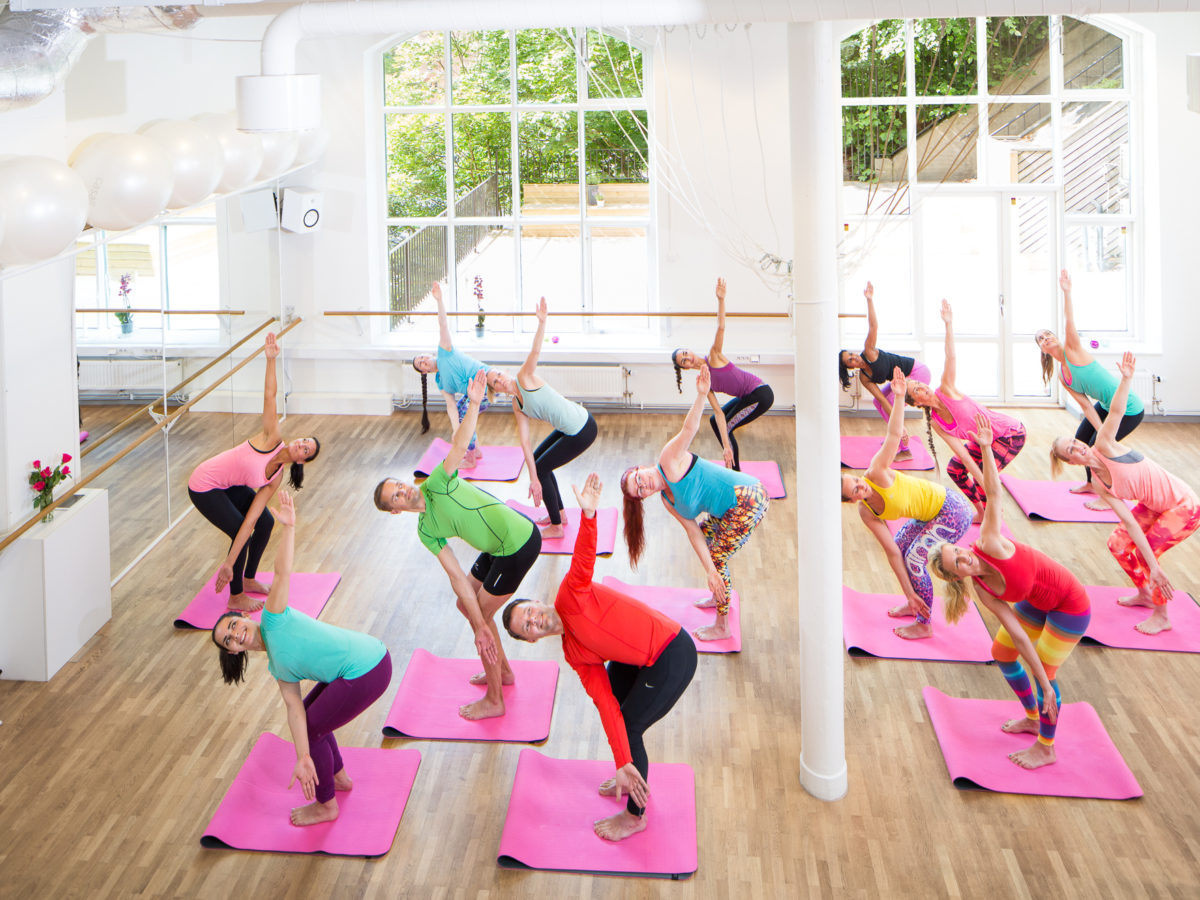 Pilates Complete - Garuda
