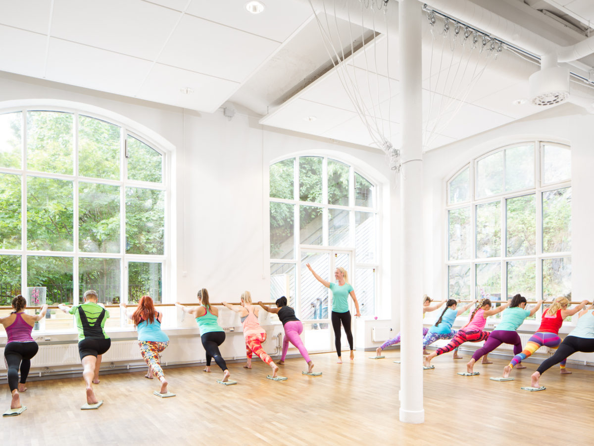 Pilates Complete - Barre