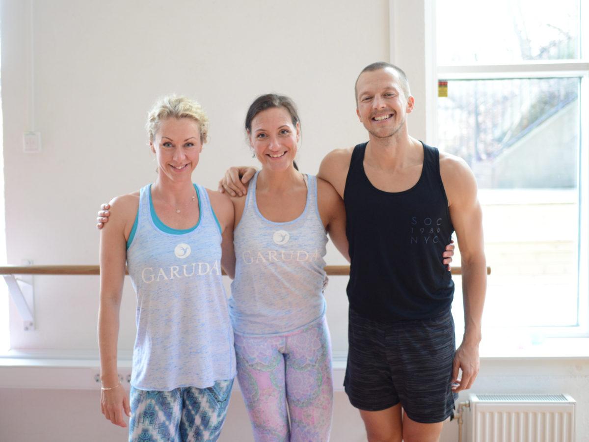 Complete Moves Linda Jasmin och Magnus Pilates Complete
